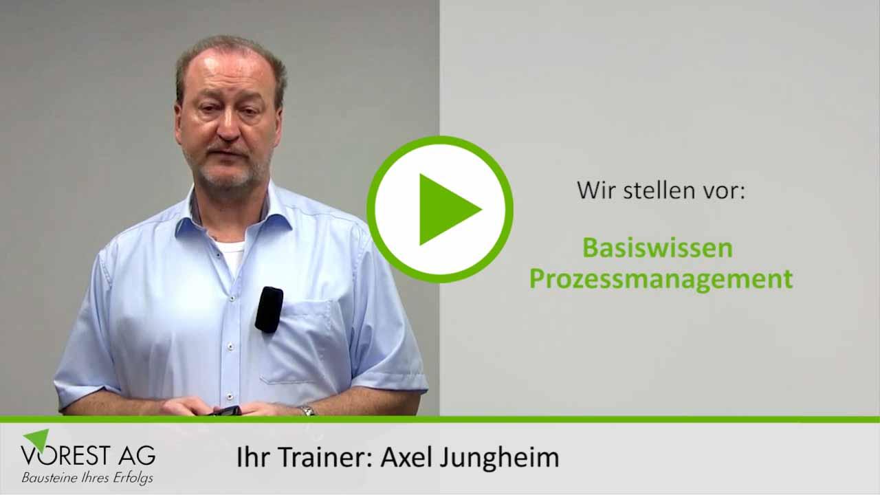 Ausbildung Prozessmanagement